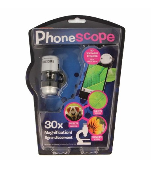 Keycraft - Microscop pentru telefon