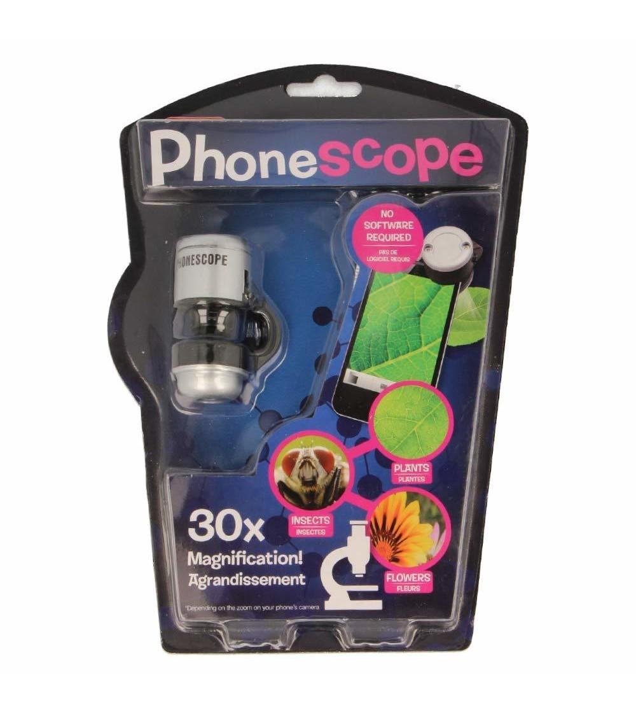 Keycraft - Microscop pentru telefon - Știință și tehnică