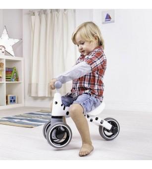 Tricicleta fara pedale - Zebra - Biciclete, trotinete