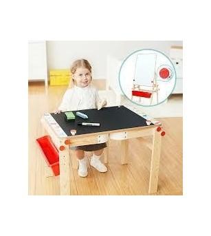 Tabla 2 in 1 convertibila - Jucării creativ-educative