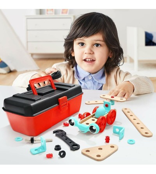 Trusa micului mester creativ - Seturi de menaj si bricolaj copii