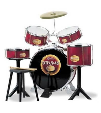 Set tobe Golden Drums - Instrumente muzicale