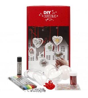 Kit DIY Ornamente Craciun pentru bradut