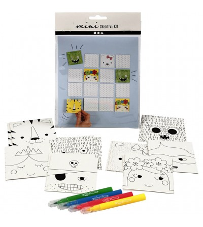 Mini kit creativ - Joc de memorie