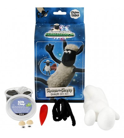 Set creatie Shaun the Sheep - Shaun Oita - Plastilină și modelare