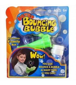 Joc balonase Bouncing Bubble - verde - Jucării și accesorii sportive