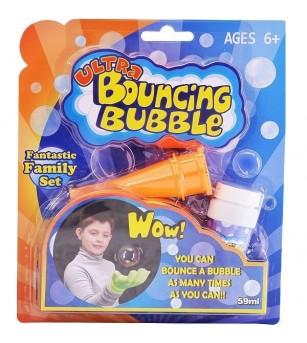 "Joc balonase ""Bouncing Bubble"" - Portocaliu"