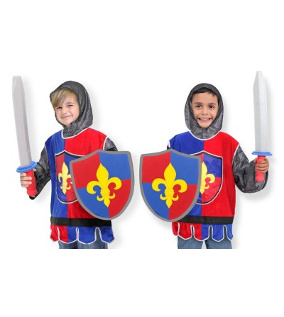 Costum carnaval copii Cavaler Melissa and Doug - Costume de carnaval