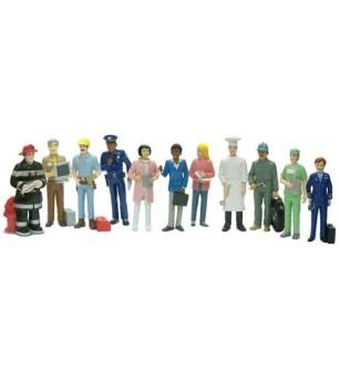 Figurine Profesii Miniland - Figurine