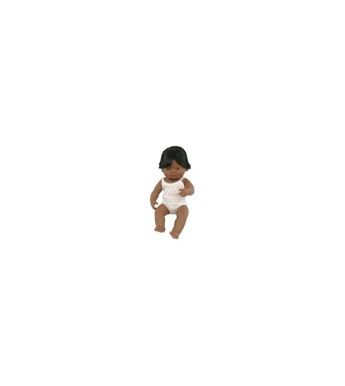 Papusa Baby Miniland hispanic - baiat 38cm - Papusi