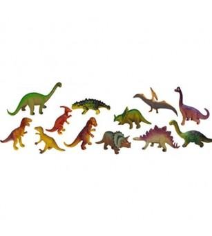 Dinozauri set de 12 figurine - Miniland - Figurine