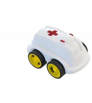 Minimobil 12 cm Set 10 masinute - Miniland - Vehicule de jucărie