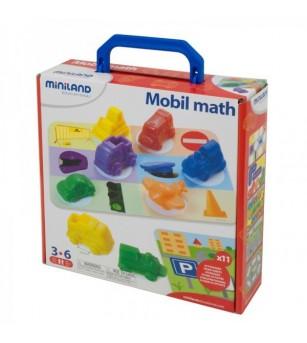 Joc matematica pe roti - Miniland - Jucării matematică