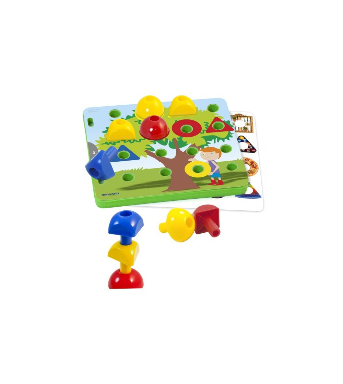 Mozaic Miniland - Activitati educative - - Jucării creativ-educative