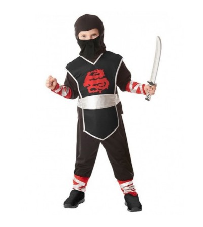 Costum de carnaval Ninja Super Melissa and Doug - Costume de carnaval