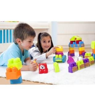 Joc constructii Ferma - Miniland - Jocuri construcție