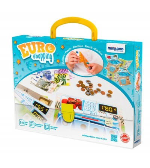 Set de joaca Euro Shopping - Miniland - Jocuri de masă