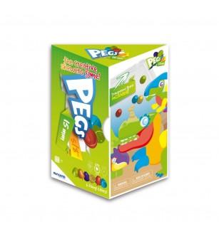 Joc mozaic Miniland - 150 piese - Jucării creativ-educative