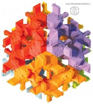 Joc de constructie Testoasele Fat Brain Toys - Jocuri construcție