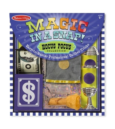 Set magie Hocus Pocus - Melissa and Doug - Set magie copii