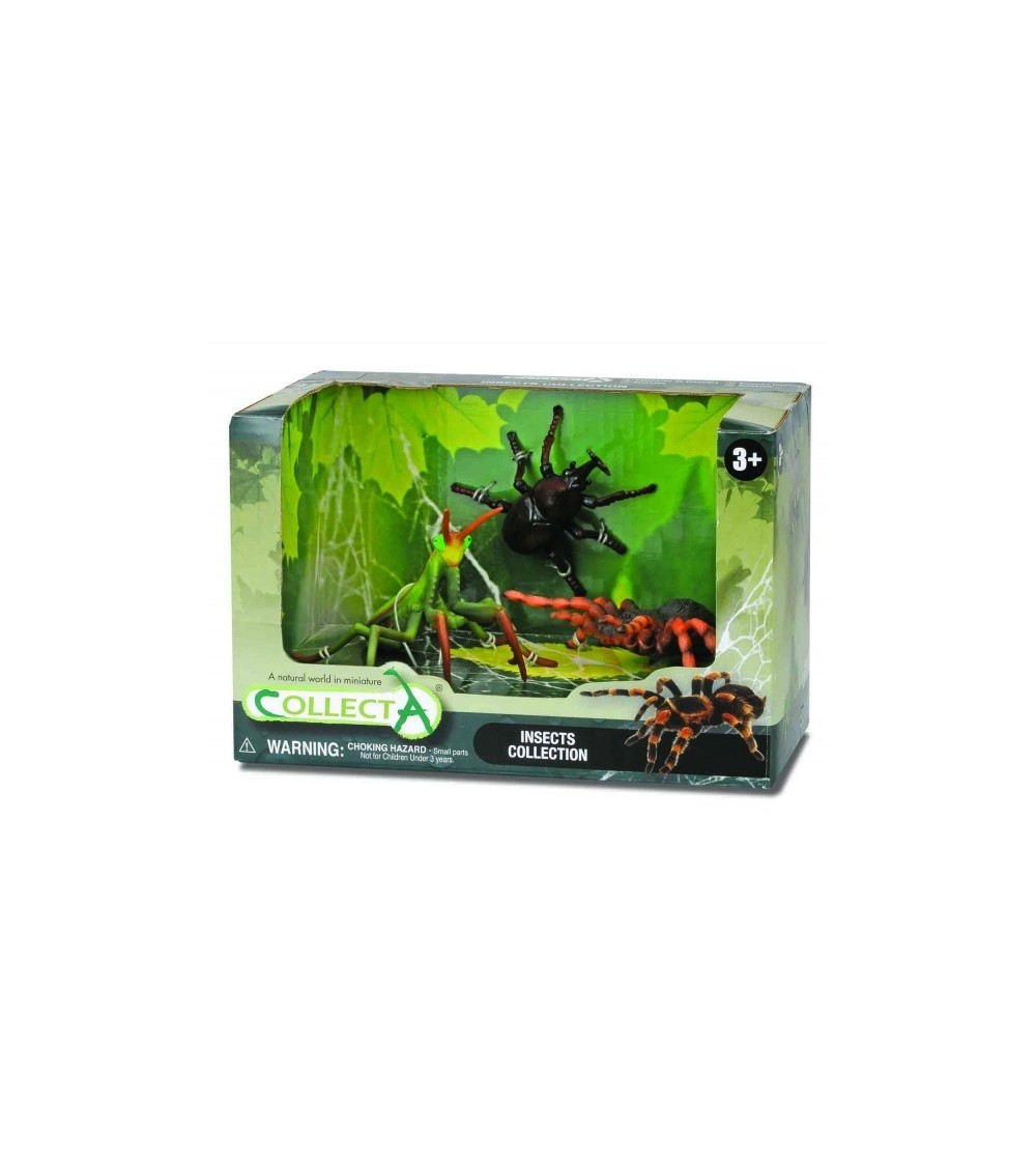 Set 3 figurine Collecta - insecte - Figurine