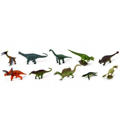 Set figurine Collecta - 10 mini dinozauri 2 - Figurine