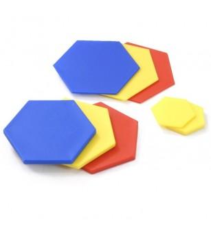 Jocul formelor geometrice - Jucării matematică