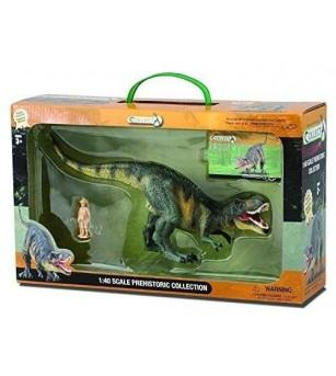 Figurina Collecta - Tyrannosaurus Rex - Deluxe WB - Figurine