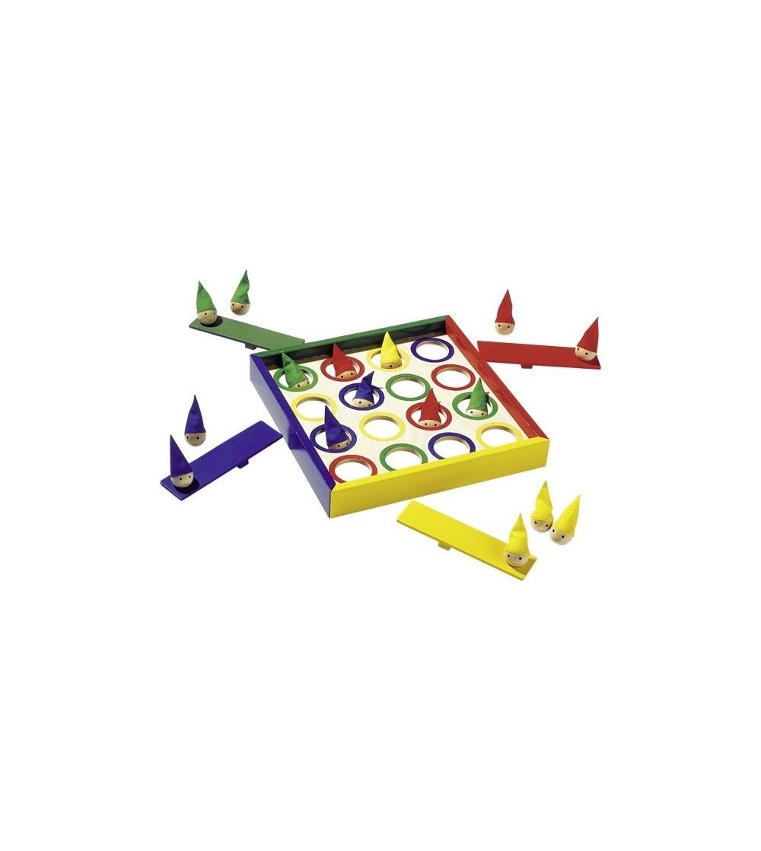 Joc de precizie Piticii zburatori - Jocuri de îndemânare