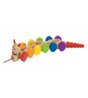 Jucarie de tras - Omida Nila - Jucării de tras și împins