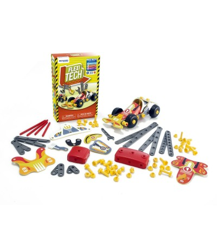 Joc de constructii Miniland - Flexi Tech 77 - Jocuri construcție