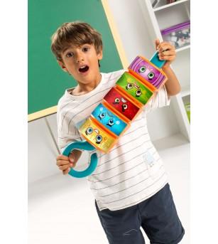 Joc educational- BBQ Emotions - Jucării limbaj