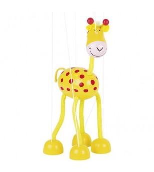 Marioneta Goki - Girafa - Marionete
