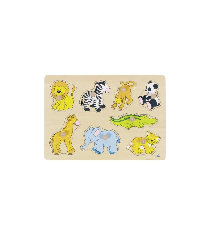 Puzzle Goki - Gradina Zoologica - Puzzle-uri