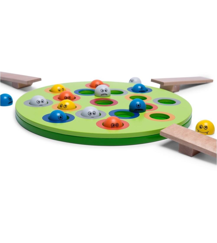 Joc de precizie - Monstruletii zburatori - Jocuri de îndemânare