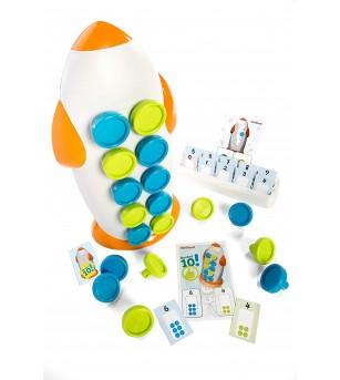 Joc Matematic Rocket 10 - Jucării matematică