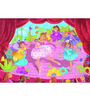 Puzzle Djeco - Balerina - Puzzle-uri