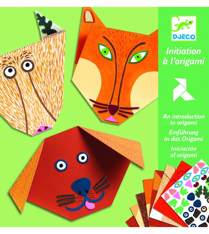 Origami animale Djeco - Lucru manual