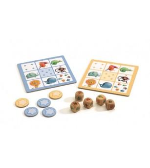 Joc de strategie Yams Djeco - Jocuri de masă