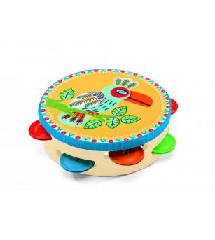 Tamburina Djeco - Instrumente muzicale