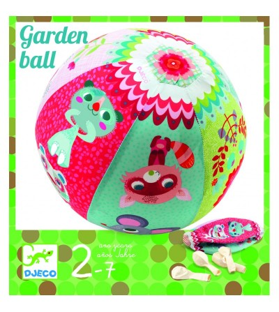 Minge usoara Djeco, Animale in balon - Jucării bebeluși