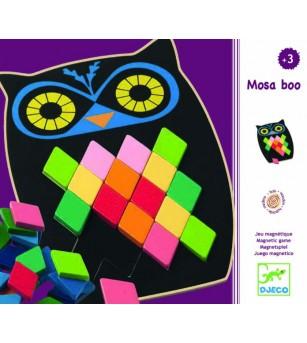 Puzzle mozaic Bufnita - Puzzle-uri