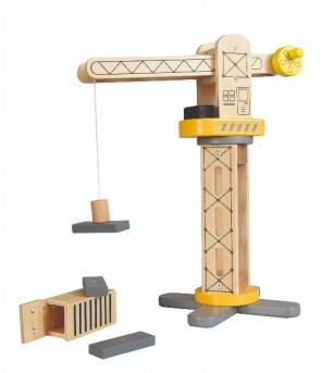 Macara din lemn, Egmont - Vehicule de jucărie
