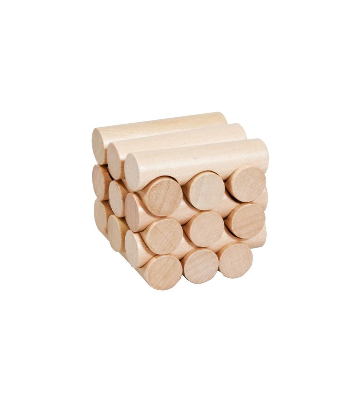 Joc logic IQ din lemn-13 - Jucării logică