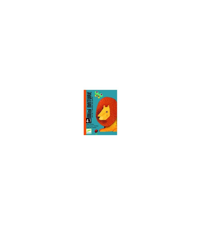 Joc de carti Djeco Mininatura - Jocuri de masă