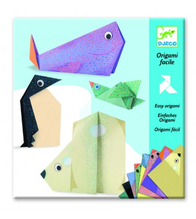 Origami animale polare Djeco