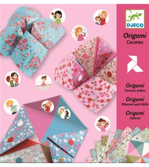 Inițiere origami Djeco  - Lucru manual