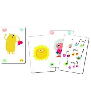 Joc de carti Djeco Noapte buna - Jocuri de masă