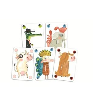 Joc de carti Djeco Pipolo - Jocuri de masă