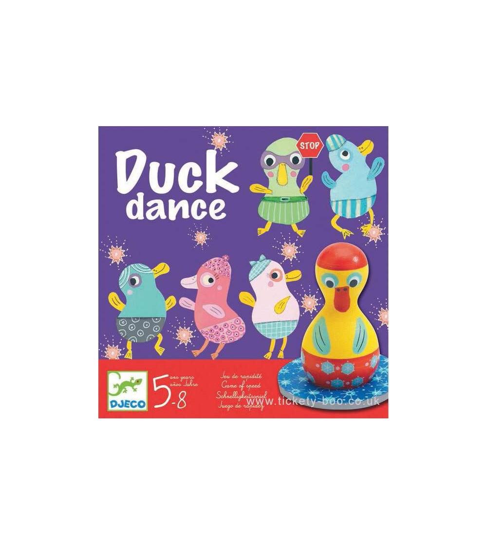 Joc de societate Djeco, Dansul ratustelor - Jocuri de masă